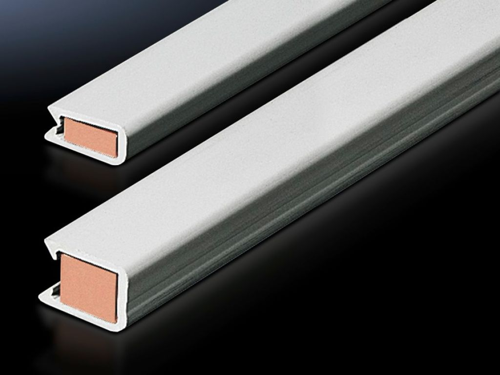 Busbar cover section
