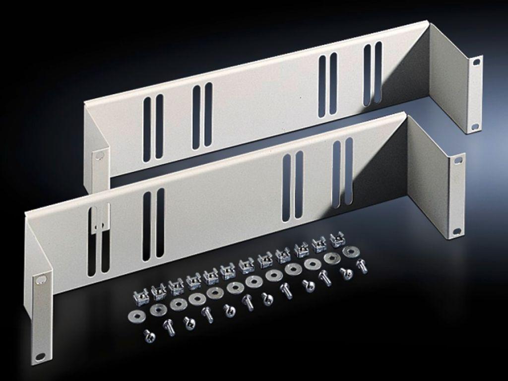 Accommodation system, 2 U for LSA installation kit