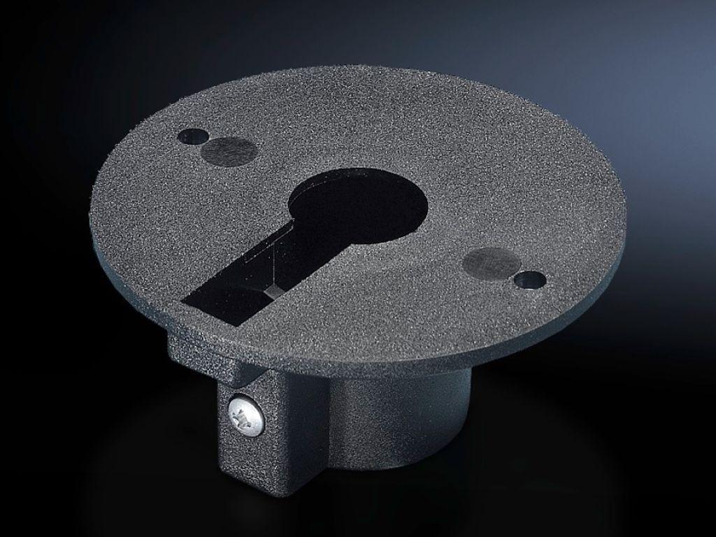 Адаптер подключения для сигнальной колонны, на светодиодах компактной