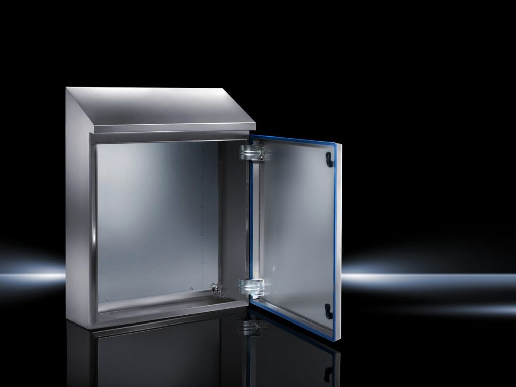 Hygienic Design Compact enclosure HD, single-door