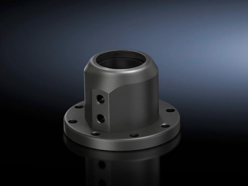 Настенное/напольное крепление CP 40, сталь