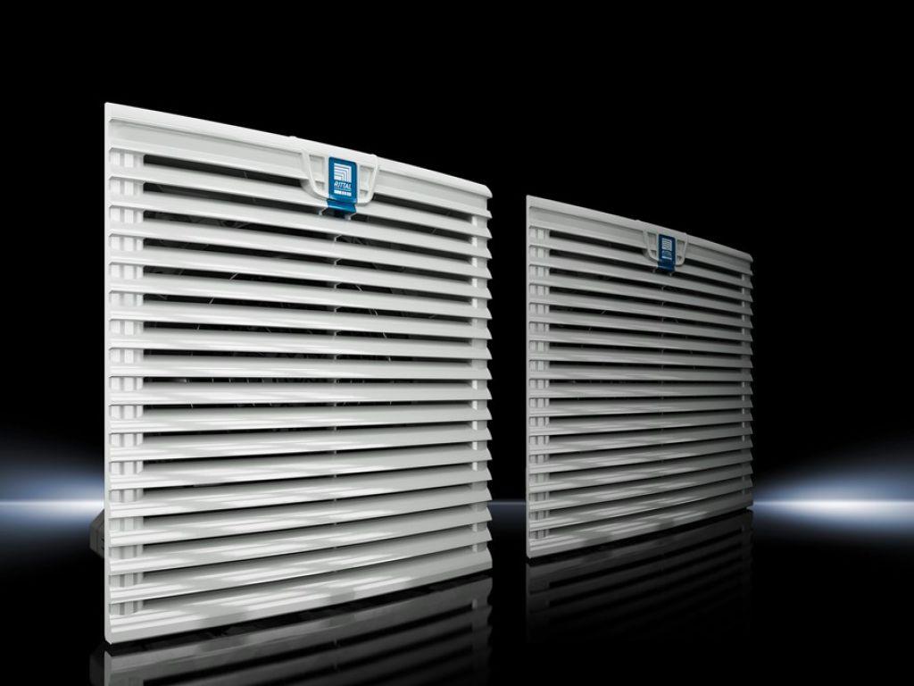 Ventilátory s filtrom TopTherm s technológiou EC