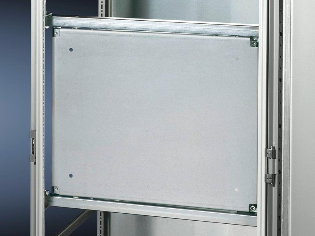 Menteşeli sabitleme parça montaj plakası TS, SE için