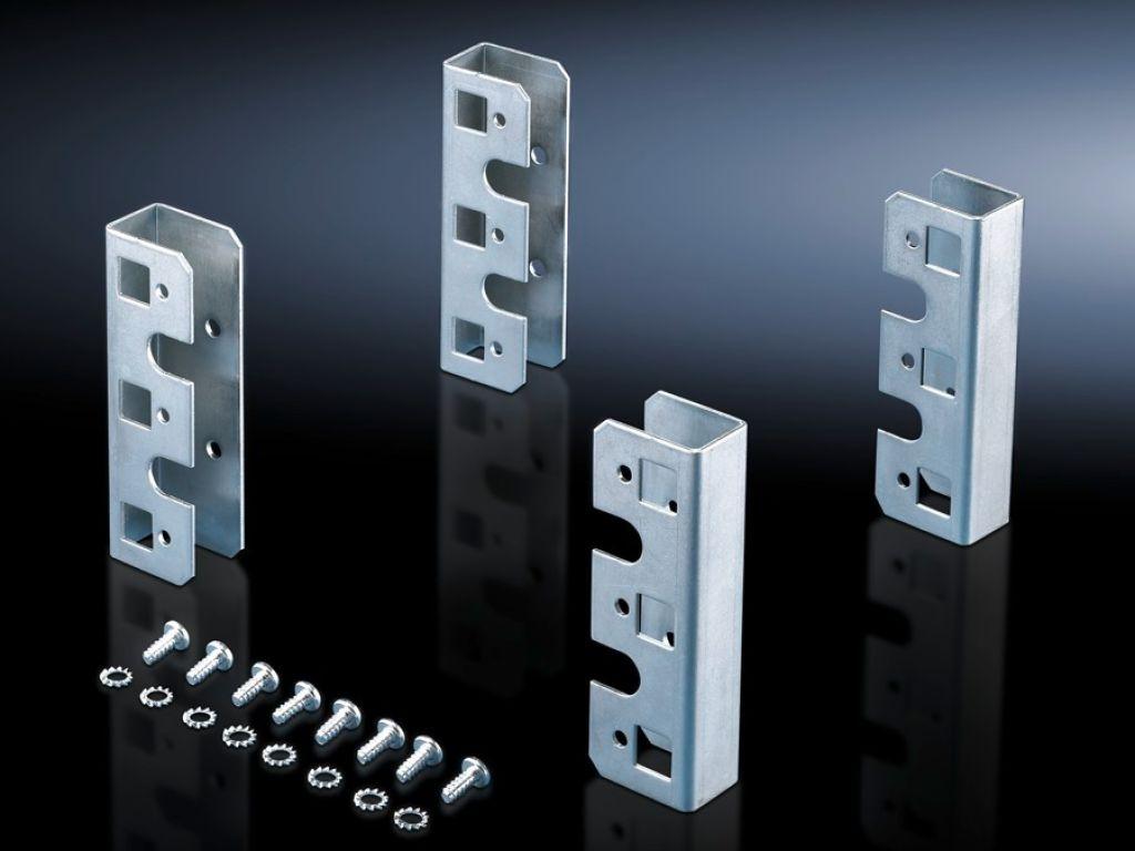 Adapter für L-förmige Profilschienen für TS