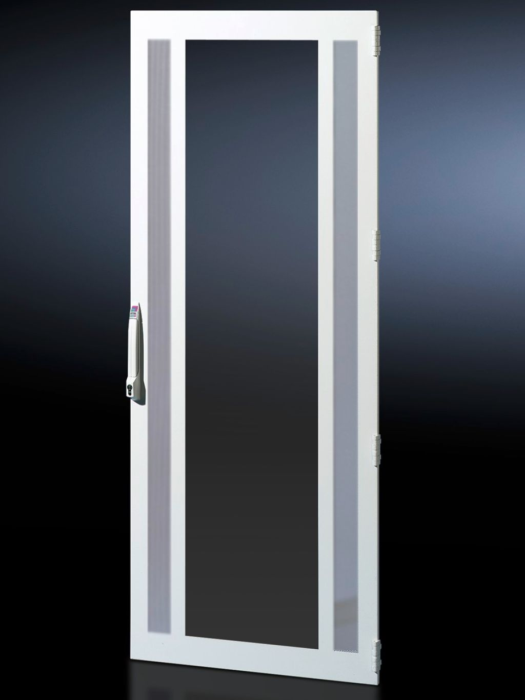 Glazed door, vented for TS, TS IT, SE