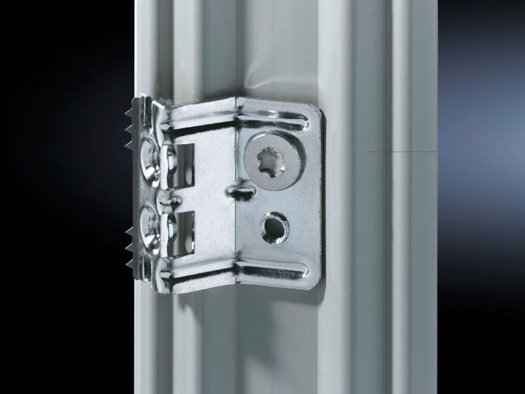 Side panel, screw-fastened, sheet steel for TS, TS IT