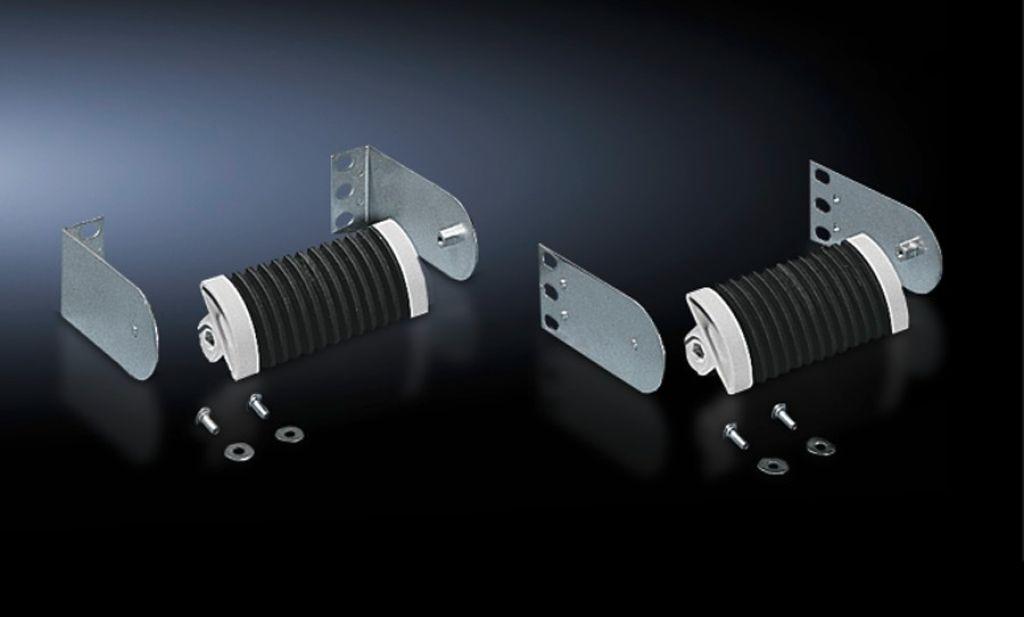 Fibre-optic shunting rings