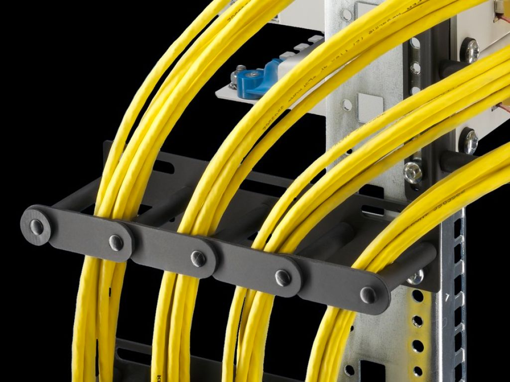 Kabelsprossen für universellen Einsatz