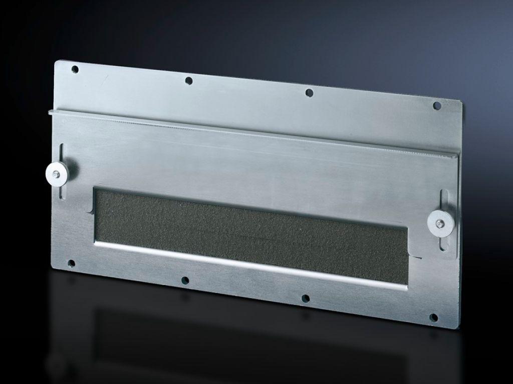 Modulplatten für Kabeldurchführung