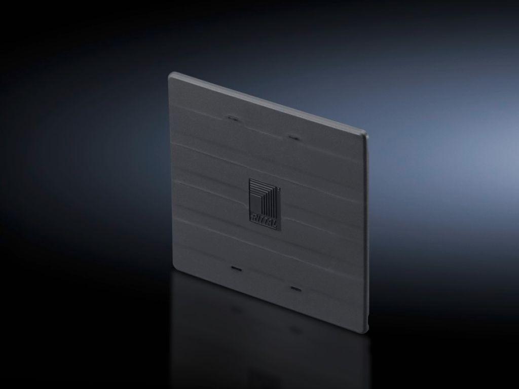 Couvercles d'extrémités pour supports de jeux de barres Flat-PLS