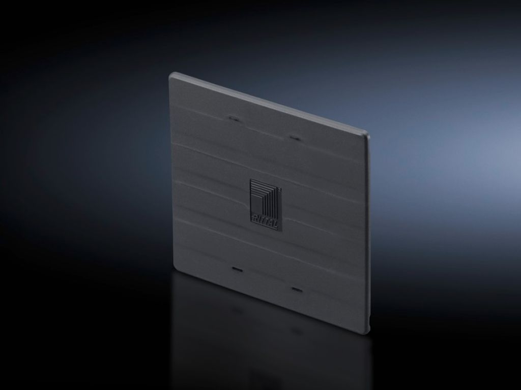 Cubierta final para soporte de barras Flat-PLS