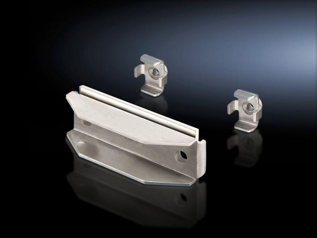 Plaque de raccordement pour barres de cuivre lamellées