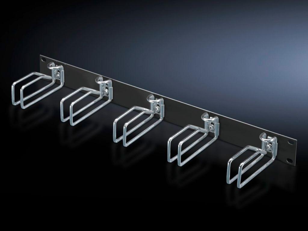 Rangierpanel mit Stahlbügeln