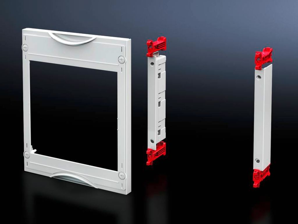 Módulo para barras colectoras para componentes fusibles