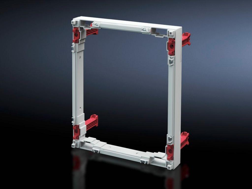 Okvir za povišenje za NH razdjelnike sigurnosnih elemenata okvirnog otpornika Gr. 00