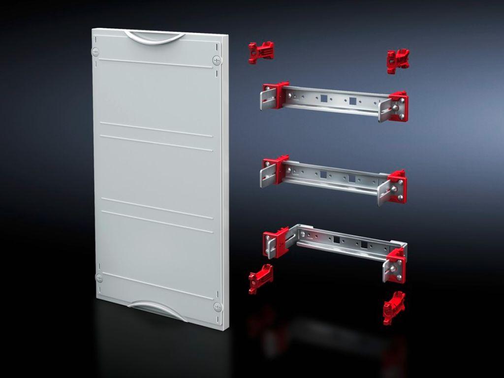 Support rail module