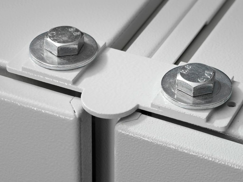 Rivityskiinnike, ulkopuolelle, 9 mm VX:lle, VX IT:lle, TS IT/TS IT:lle ml. sivuseinät
