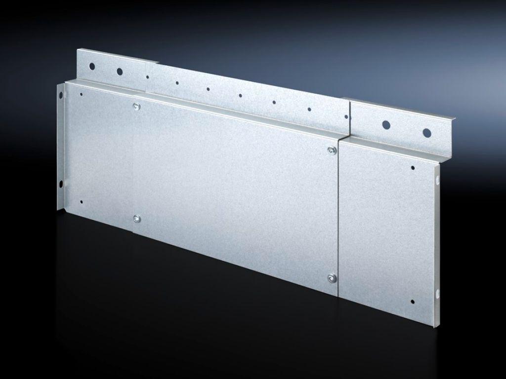 Wiring trim panel