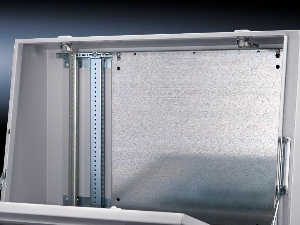 Секционные монтажные панели, навесные для TP, TS, SE