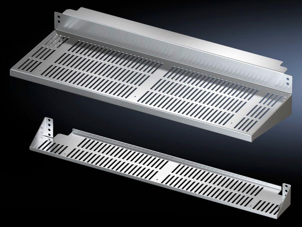 Cobertura de proteção contra contatos acidentais para armários de distribuição com seccionadores verticais sob carga para fusíveis NH