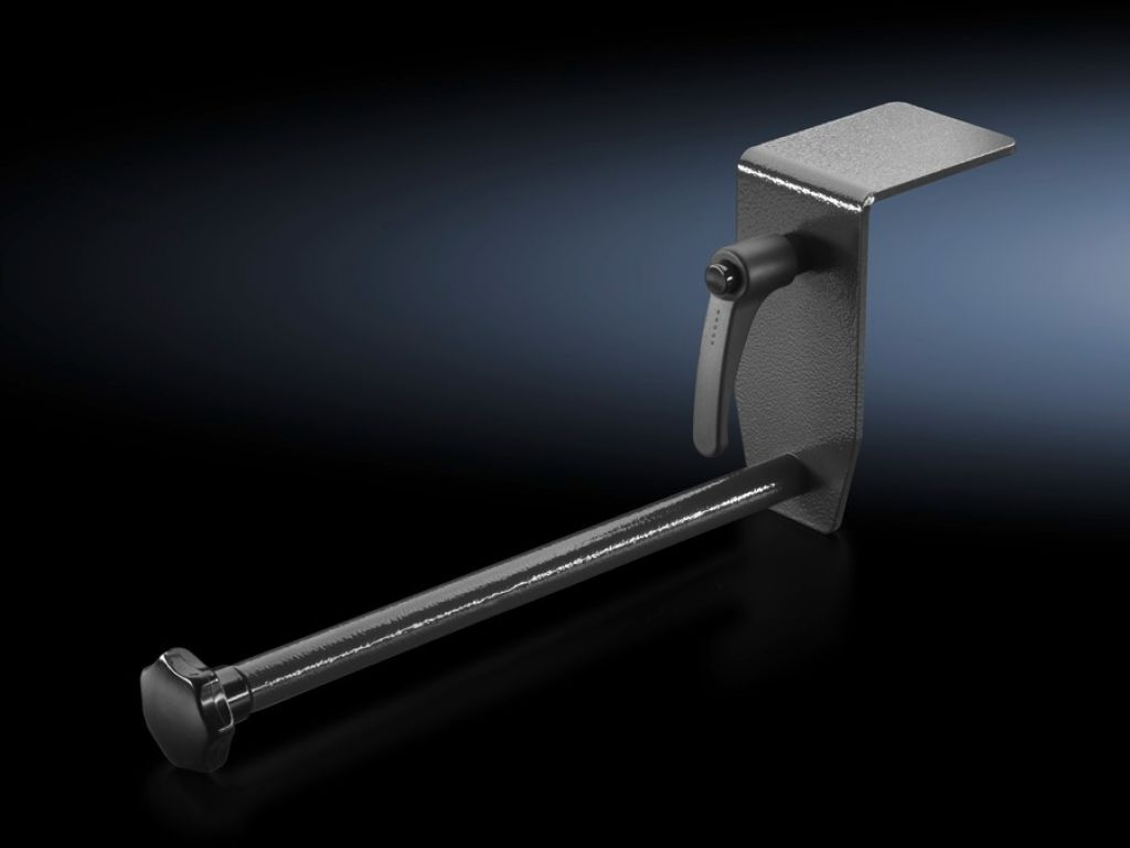 Wire reel holder for assembly frame