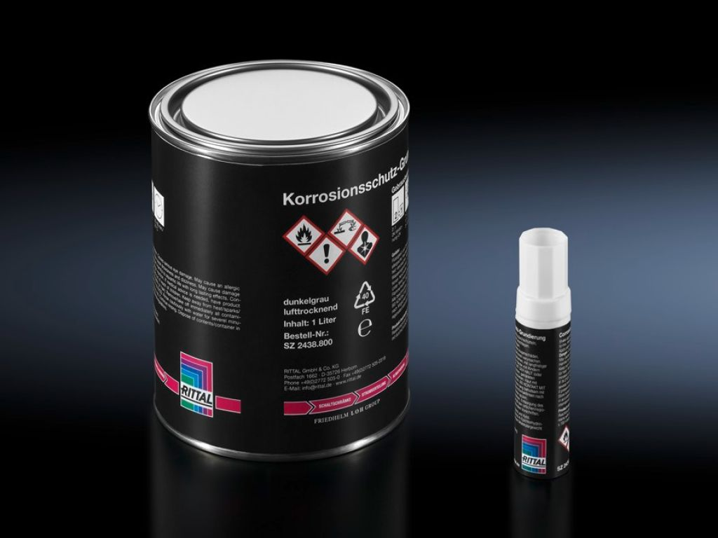 Imprimación para la protección contra la corrosión