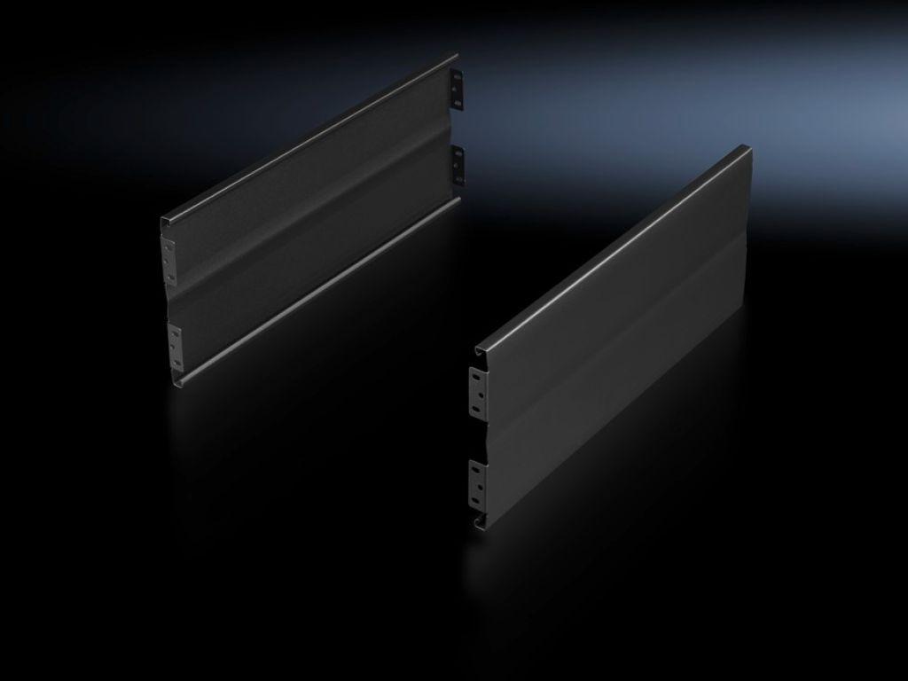 Plaques de socle Flex-Block, 200 mm, pleines pour pièces d'angle Flex-Block