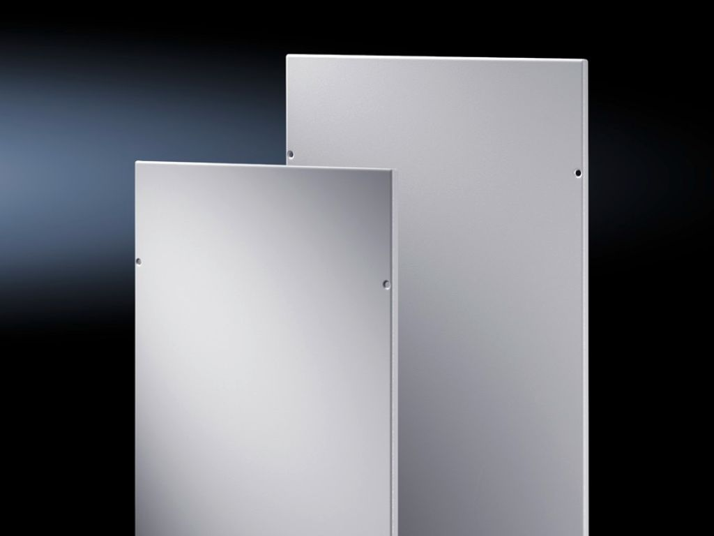 EMC side panels for TS