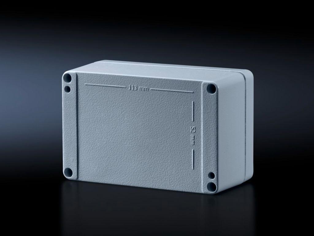 Aluminiumlådor GA