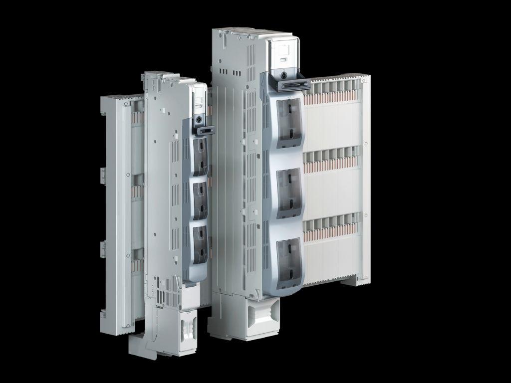 Interrupteurs-sectionneurs à fusibles HPC avec surveillance électronique des fusibles