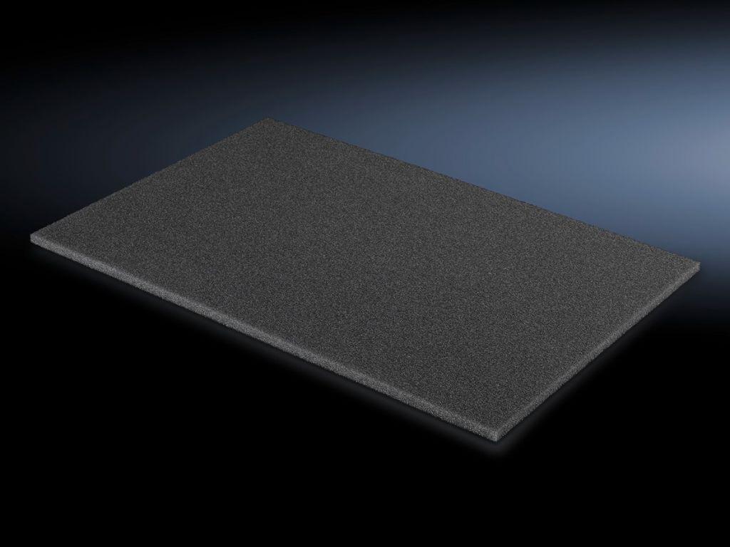 Фильтрующая прокладка для панели основания, цельной, с вентиляцией