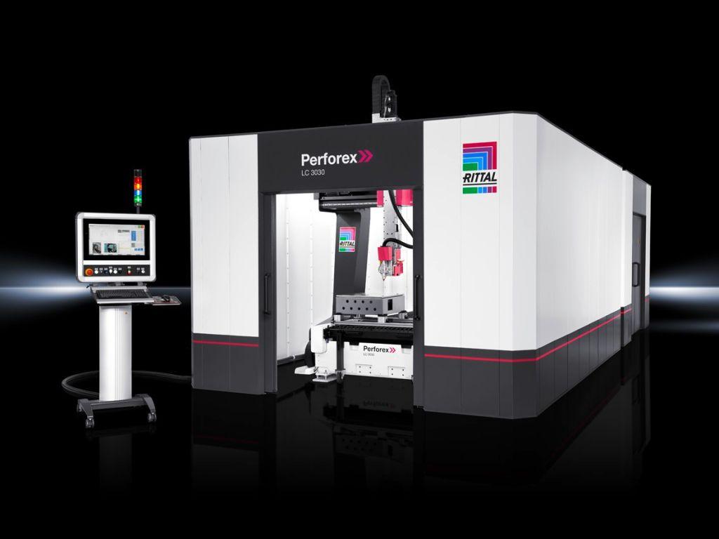 Laser centre Perforex LC 3030