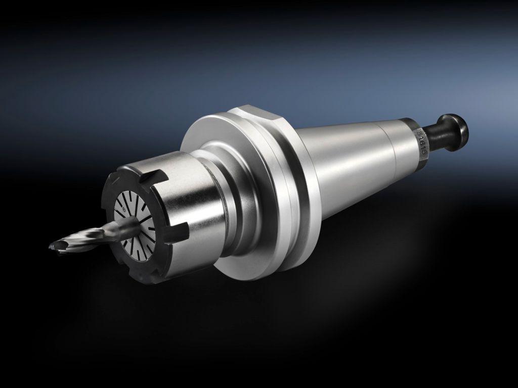 Aluminium/plastic milling tool set