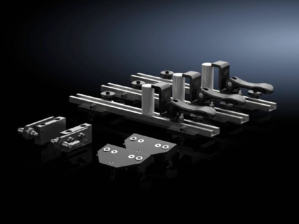 Clamping height extension for Perforex BC 1008 HS