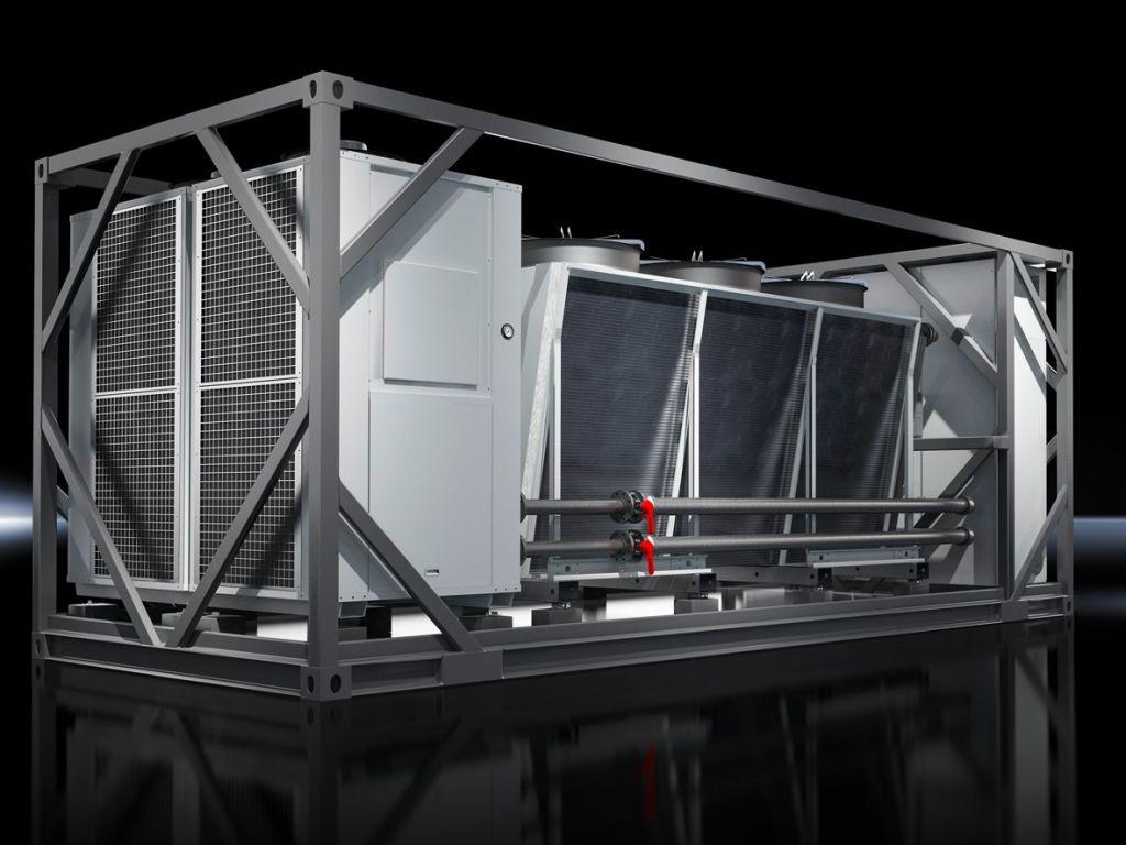 Container de refroidissement RDC