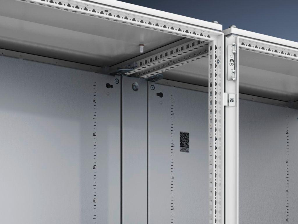Montageplatten-Zwischenstück für VX, TS
