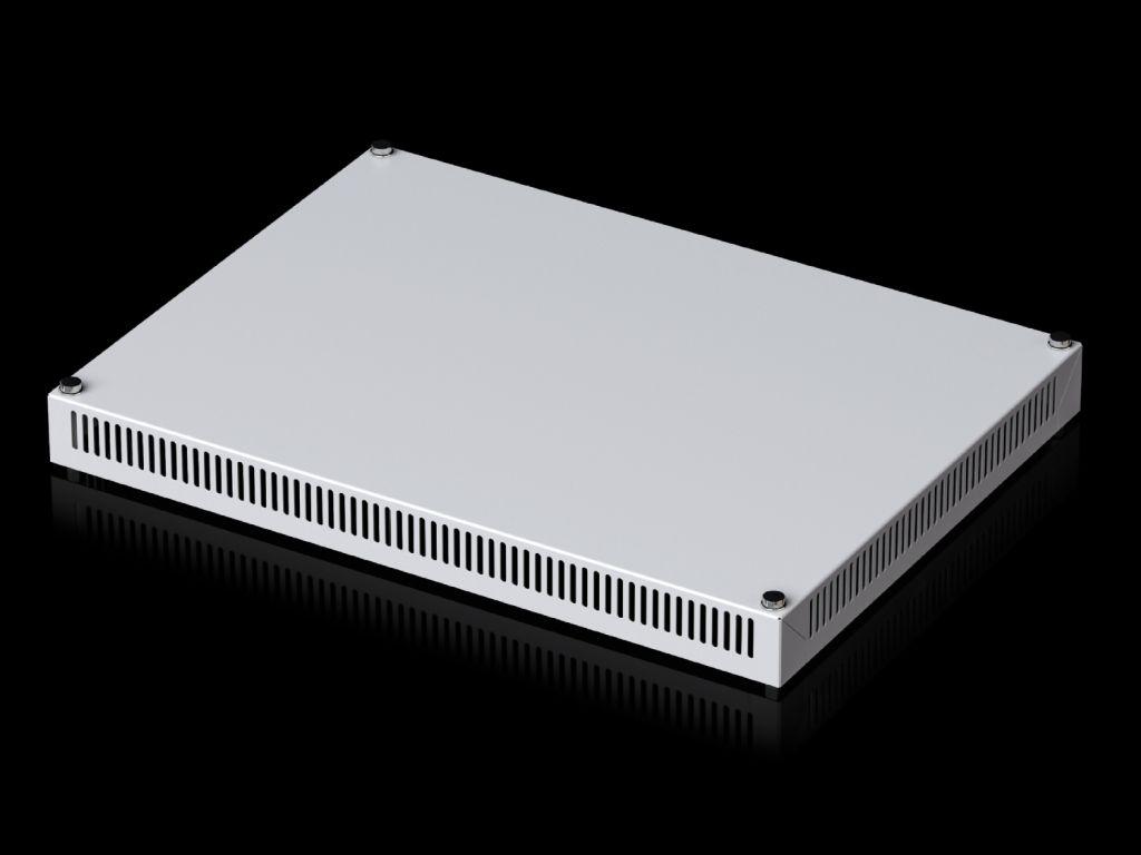 Chapa de teto com IP 2X com recorte para ventilação para VX, VX IT