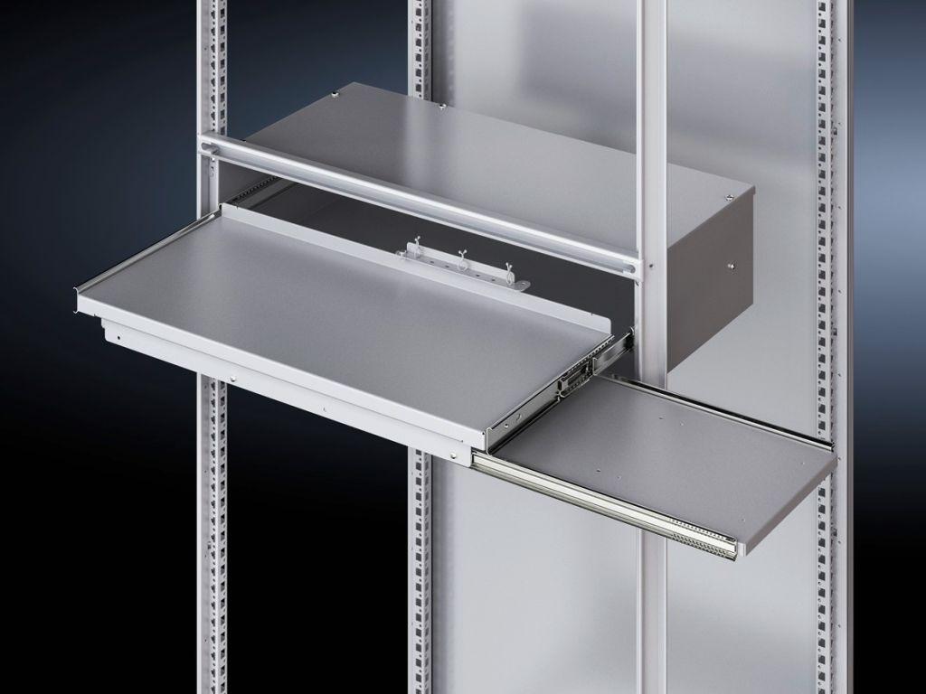 Tiroir pour clavier et souris pour armoires VX