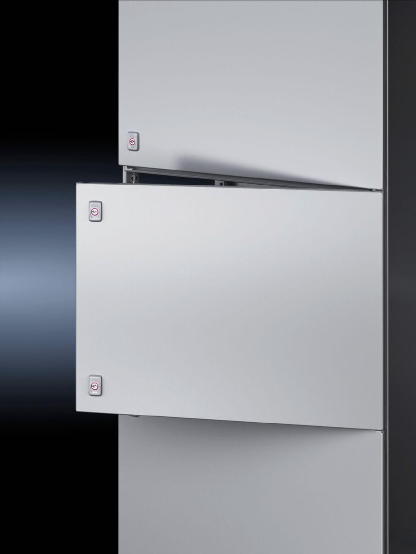 Partial door for VX