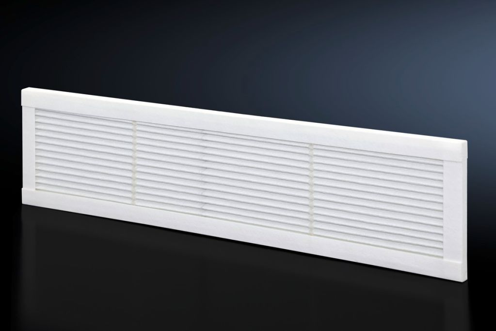 Faltenfilter für Dachaufbau-Kühlgerät Bluee+ und VX25 Bluee+ Integrationslösung