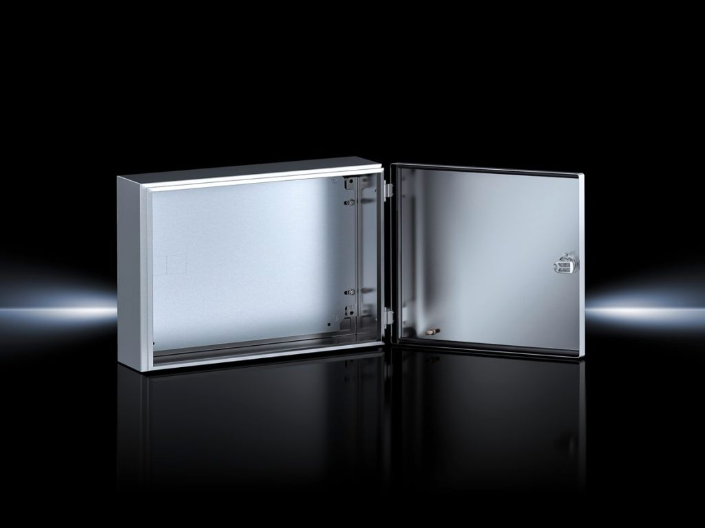 Small enclosures KX E-Box KX, stainless steel