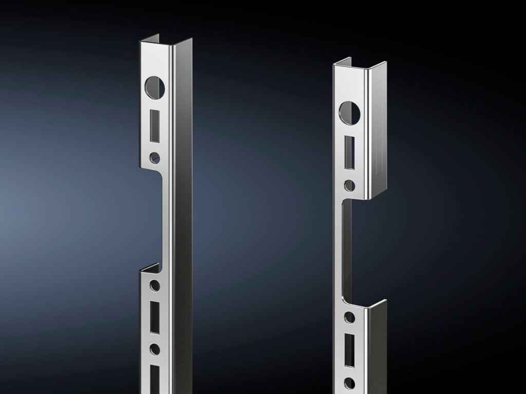 Перфорированная рейка двери для AX из нержавеющей стали