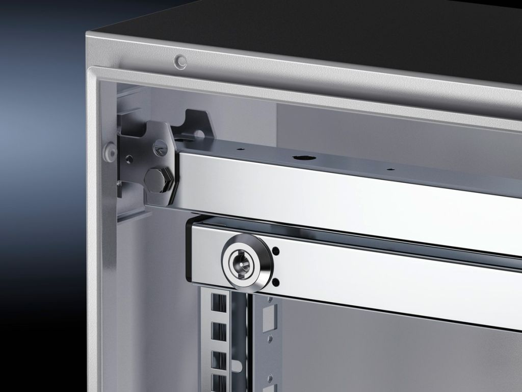 Swing frame, small for VX, AX, 600 mm and 800 mm wide enclosures
