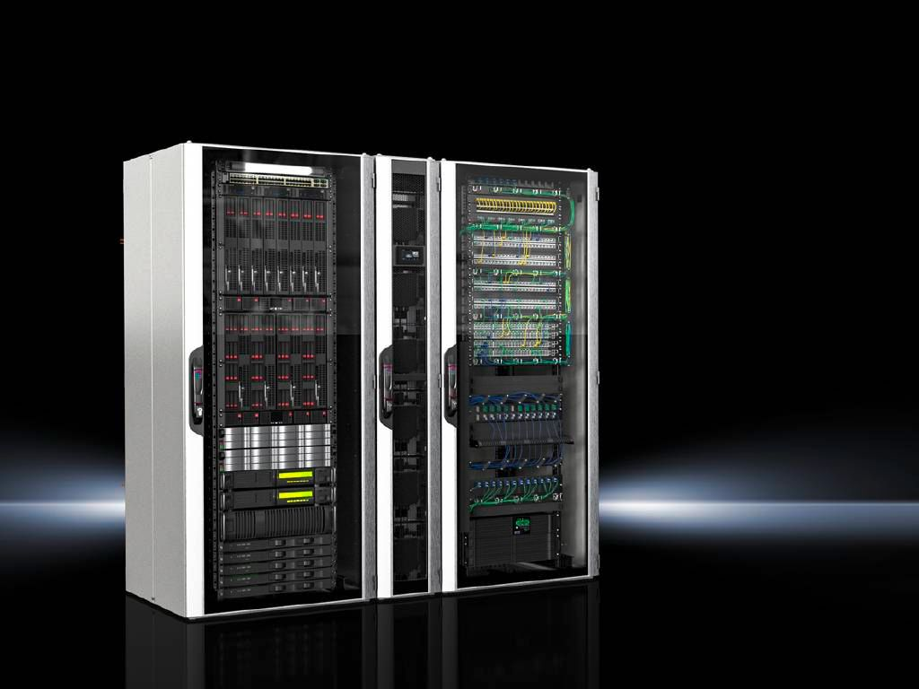 Liquid Cooling Package LCP Rack DX, LCP Rack DX/FC