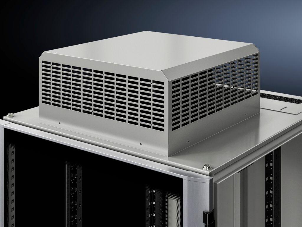 Střešní ventilátory pro TS, TS IT, k použití v kancelářích