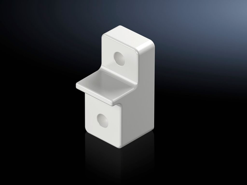 Wall mounting bracket for AX plastic