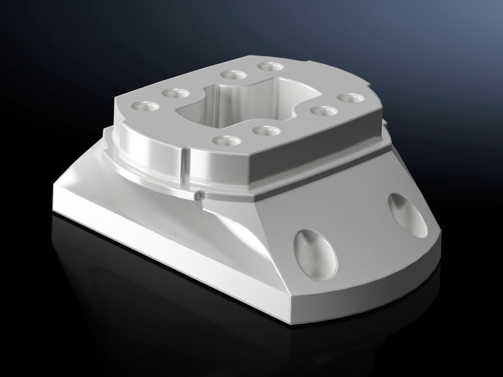 Adaptor for tilt coupler