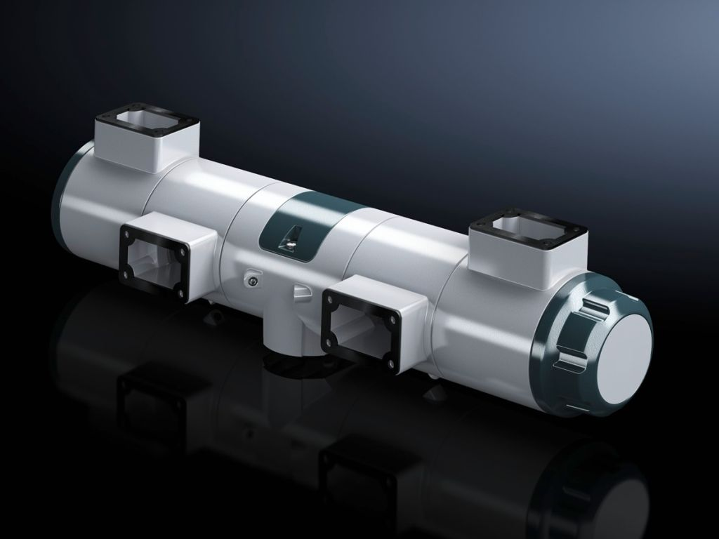 Tilt coupling for CP 60 support arm system