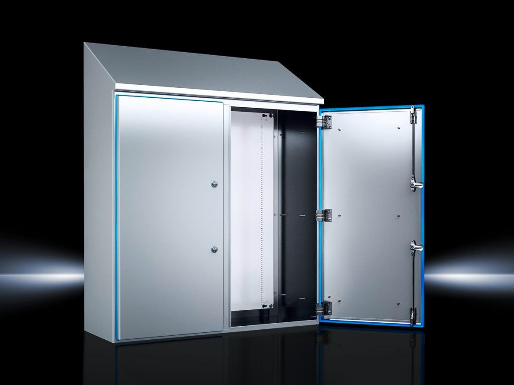 Hygienic Design Compact enclosure HD, two-door