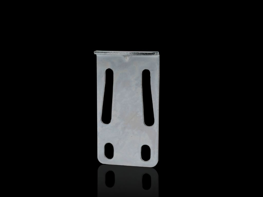 Quick-fit baying clamp, one-piece for TS/TS